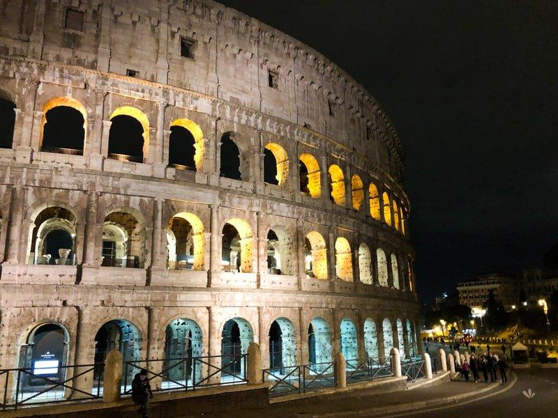 Koloseum_rím_taliansko