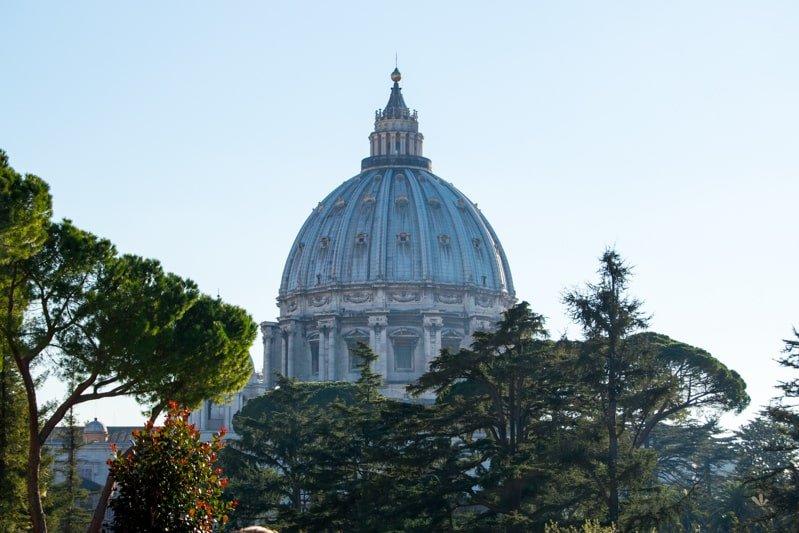 bazilika_sv.Petra_vo_vatikane
