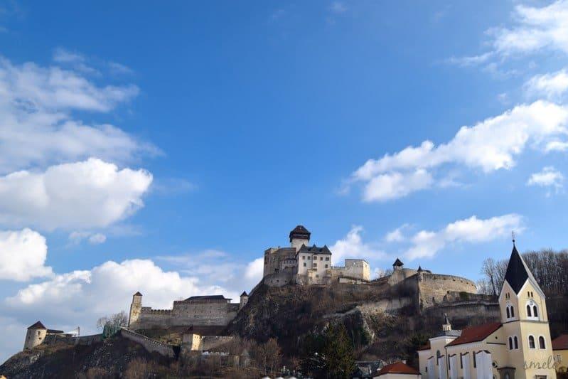 trencianský_hrad