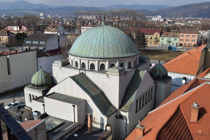 synagóga_trencin