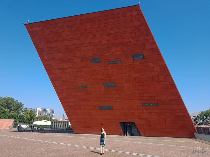 Muzeum II. sv. vojny_Gdansk-4